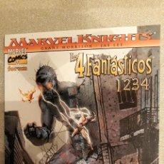 Cómics: LOS 4 FANTÁSTICOS 1234 - MARVEL KNIGHTS. Lote 140741750