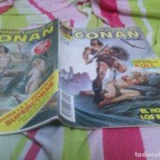 Cómics: LA ESPADA SALVAJE DE CONAN - SERIE ORO - Nº 92 - EL HONOR DE LOS BRIBONES - FORUM. Lote 140746094