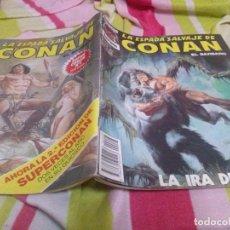 Cómics: LA ESPADA SALVAJE DE CONAN - SERIE ORO - Nº 93 - LA IRA DE CROM - FORUM. Lote 140746774