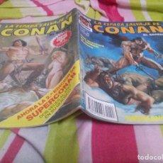 Cómics: LA ESPADA SALVAJE DE CONAN - SERIE ORO - Nº 96 - HERMANOS - FORUM. Lote 140747790