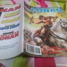 Cómics: LA ESPADA SALVAJE DE CONAN - SERIE ORO - Nº 97-LA LLAMADA DE LAS SOMBRAS AULLANTES- FORUM. Lote 140748254