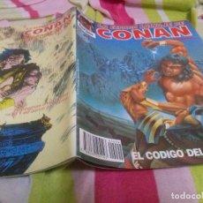 Cómics: LA ESPADA SALVAJE DE CONAN - SERIE ORO - Nº 99 - EL CODIGO DEL LOBO - FORUM. Lote 140749262