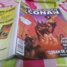 Cómics: LA ESPADA SALVAJE DE CONAN-SERIE ORO-Nº 100 Nº EXTRA CON LA NOVELA GRAFICA CONAN DE LAS ISLAS-FORUM. Lote 140751258