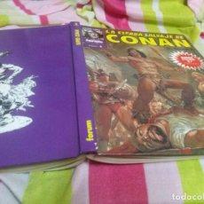 Cómics: SUPER CONAN TOMO Nº 1. CONAN EL LIBERTADOR - TAPA DURA 2ª EDICION. Lote 140755338