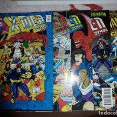 Cómics: X-MEN 2099 Nº 1,2,3,4 DE 12 / +SPIDERMAN 2099 Nº 6 DE 12 / PERFECTO ESTADO (SIN CASI SEÑALES DE USO). Lote 140759126