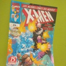 Cómics: X MEN EL REGRESO DEL HOMBRE DE HIELO. Lote 140806648