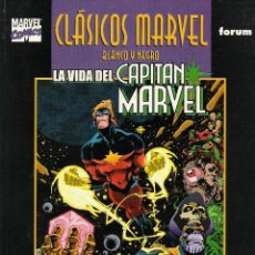 Cómics: CLÁSICOS MARVEL BLANCO Y NEGRO 3. Lote 143211741