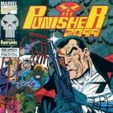 Cómics: PUNISHER 2099 #5. Lote 140953926