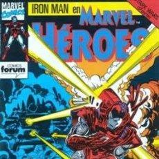Cómics: MARVEL HEROES #58. Lote 140954114