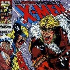 Cómics: LAS NUEVAS AVENTURAS DE LOS X-MEN #6. Lote 140954198