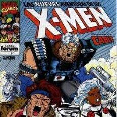 Cómics: LAS NUEVAS AVENTURAS DE LOS X-MEN #7. Lote 140954202