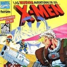 Cómics: LAS NUEVAS AVENTURAS DE LOS X-MEN #11. Lote 140954234