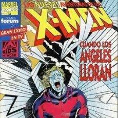 Cómics: LAS NUEVAS AVENTURAS DE LOS X-MEN #12. Lote 140954250