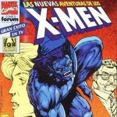 Cómics: LAS NUEVAS AVENTURAS DE LOS X-MEN #25. Lote 140954334