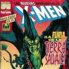 Cómics: LAS NUEVAS AVENTURAS DE LOS X-MEN #27. Lote 140954354