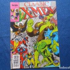 Cómics: CLASSIC X-MEN Nº 2 DE CHRIS CLAREMONT - VOLUMEN 1 FORUM. Lote 140971154