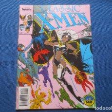 Cómics: CLASSIC X-MEN Nº 4 DE CHRIS CLAREMONT - VOLUMEN 1 FORUM. Lote 140971910