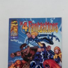Cómics: LOS 4 FANTÁSTICOS HÉROES REBORN N° 8. Lote 141086297