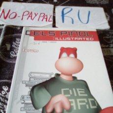Cómics: CELS PIÑOL ILLUSTRATED FORUM COMICS. Lote 141295833