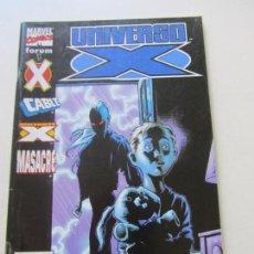 Comics : UNIVERSO X Nº 1 CABLE MUTANTE X MASACRE FORUM E10. Lote 141536070