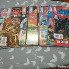 Cómics: CONAN BARBARO 213 FORUM COMPLETA. Lote 141558358