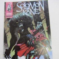 Cómics: SALOMON KANE Nº 2 FORUM E10. Lote 141576566