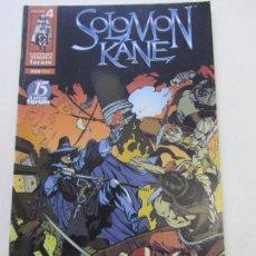 Cómics: SALOMON KANE Nº 4 FORUM E10. Lote 141576966