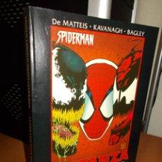 Cómics: SPIDERMAN: MATANZA MÁXIMA - TOMO OBRAS MAESTRAS Nº 22 (FORUM). Lote 141585138