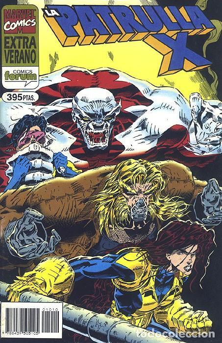 LA PATRULLA-X EXTRA VERANO 1995 - ESPECIAL FORUM. (Tebeos y Comics - Forum - Patrulla X)