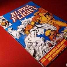 Comics: MUY BUEN ESTADO ALPHA FLIGHT 18 FORUM. Lote 141656477