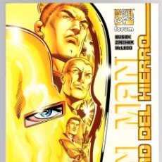 Cómics: IRON MAN. LA EDAD DEL HIERRO. BUSIEK - ZIRCHER - MCLEDO. VOL. 1 Nº 1. FORUM, PLANETA, 1999. Lote 141662553