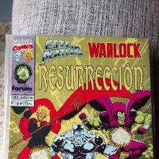 Cómics: ESTELA PLATEADA WARLOCK RESURRECCION COMPLETA COMICS FORUM. Lote 141840134