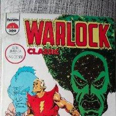 Cómics: WARLOCK CLASSIC COMPLETA COMICS FORUM. Lote 141840546