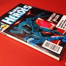 Comics: MUY BUEN ESTADO MARVEL HEROES 45 AL 49 FORUM RETAPADO. Lote 141874108