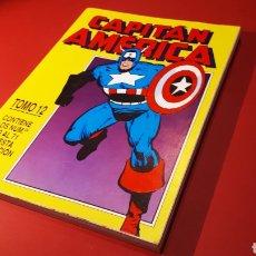 Cómics: CASI EXCELENTE ESTADO CAPITAN AMERICA 69 AL 71 TOMO 12 FORUM. Lote 142023913