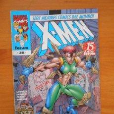 Comics - X-MEN VOLUMEN 2 Nº 28 - MARVEL - FORUM (N) - 142050122