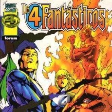 Cómics: LOS 4 FANTÁSTICOS: ONSLAUGHT - DEFALCO·PACHECO. Lote 142085914