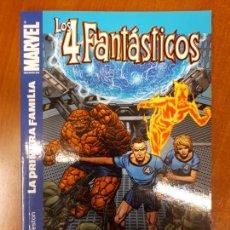 Cómics: LOS 4 FANTÁSTICOS: LA PRIMERA FAMILIA - CASEY·WESTON. Lote 142138430