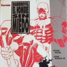 Cómics: DAREDEVIL EL HOMBRE SIN MIEDO. Lote 223686733