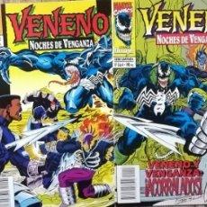 Cómics: VENENO NOCHES DE VENGANZA. Lote 142269020