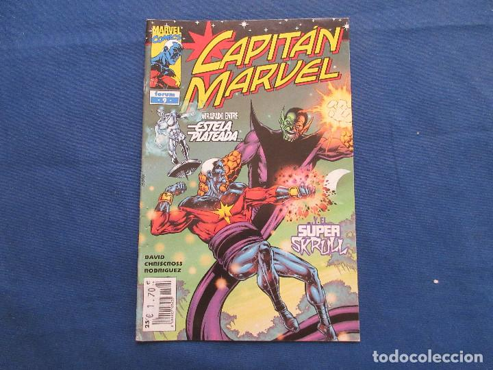 Cómics: MARVEL / CAPITÁN MARVEL N.º 9 de PETER DAVID - FORUM 2001 - Foto 11 - 142391818