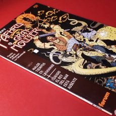 Cómics: DE KIOSCO FAFHRD AND THE GRAY MOUSER IV FORUM 33 PRESTIGIO. Lote 142393702