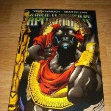 Cómics: X-MEN EL ORIGEN DE APOCALIPSIS - KAVANAGH / POLLINA. Lote 142421510