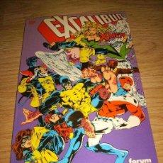 Cómics: EXCALIBUR VS. X-MEN. Lote 142422242