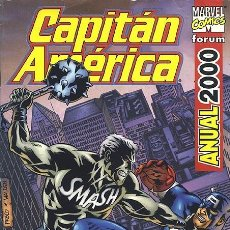 Cómics: CAPITÁN AMÉRICA ANUAL 2000 - ESPECIAL FORUM.. Lote 142457094