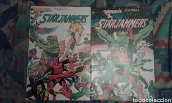 STARJAMMERS: COMPLETA EN 2 PRESTIGIOS (Tebeos y Comics - Forum - Prestiges y Tomos)