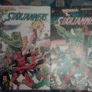 Cómics: STARJAMMERS: COMPLETA EN 2 PRESTIGIOS. Lote 142464996