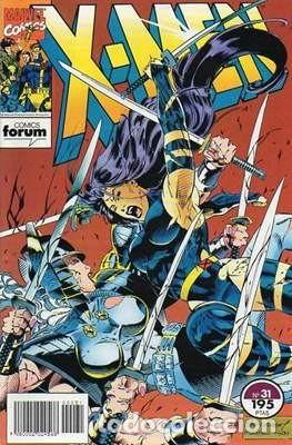X-MEN VOL. 1 (1992-1995) #31 (Tebeos y Comics - Forum - X-Men)