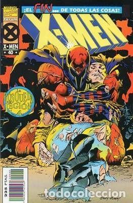 X-MEN VOL. 1 (1992-1995) #40 (Tebeos y Comics - Forum - X-Men)