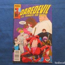 Cómics: DAREDEVIL N.º 9 VOL. II FORUM 1990 MARVEL CÓMICS - VOLUMEN 2 DE ANN NOCENTI & JOHN ROMITA. Lote 142507206
